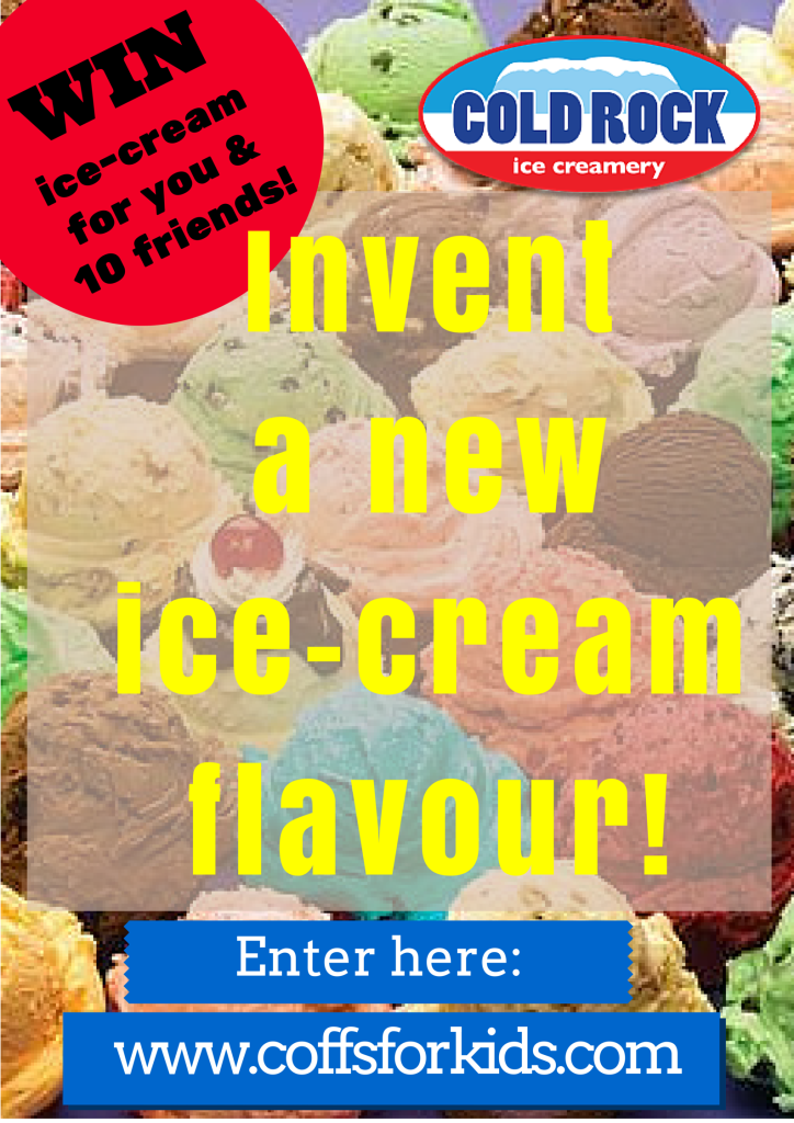INVENT A NEW Ice-creamflavour! (1)